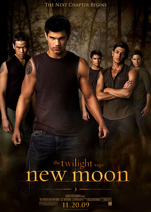 New Moon - Wolf Pack