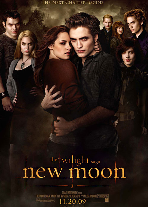 New Moon - Bella/Ed/Cullen
