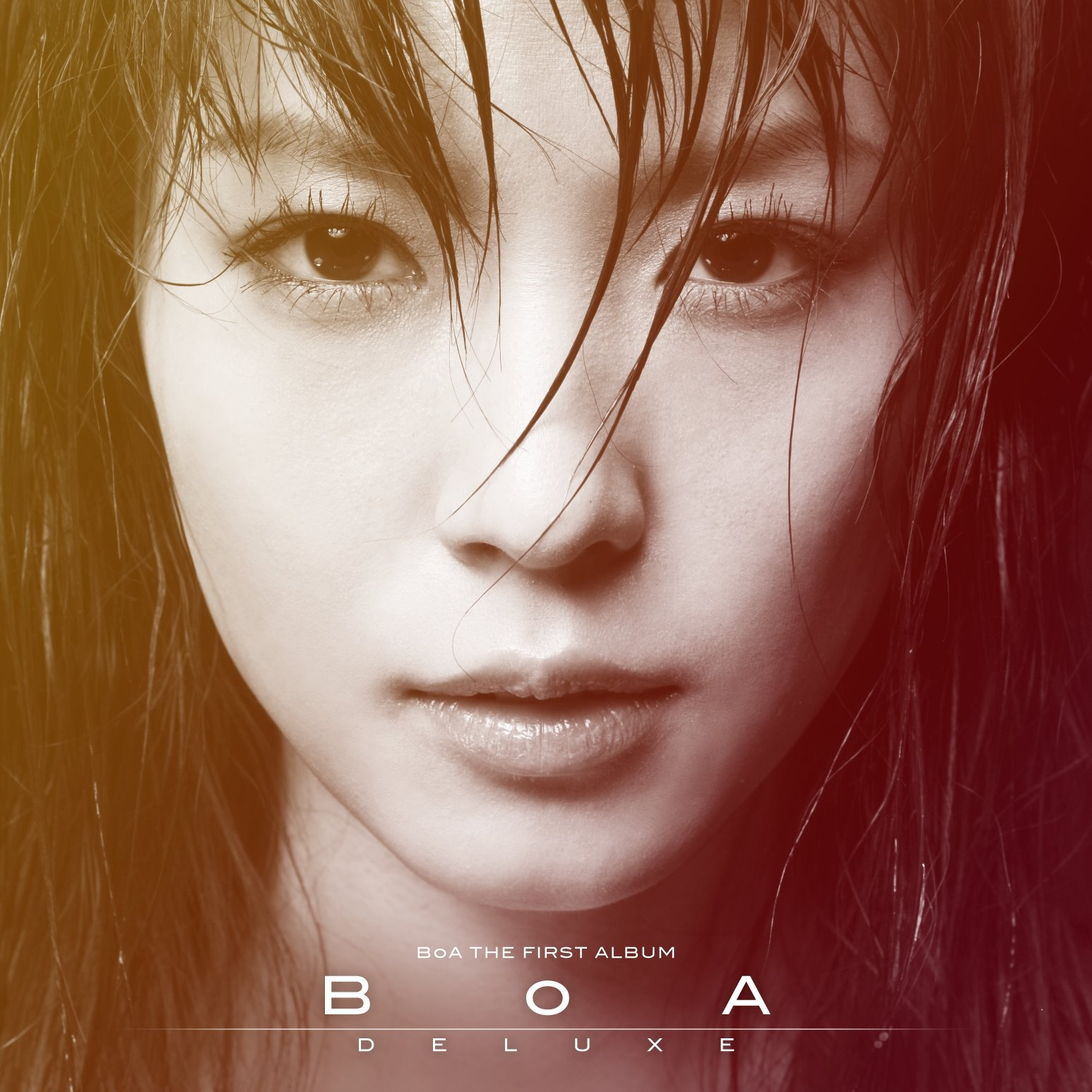 BoA: The First Album (Deluxe Edition)