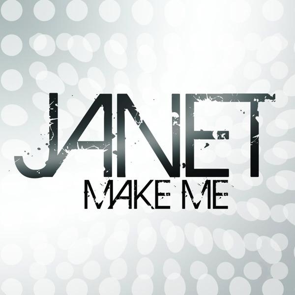 Janet Jackson - Make Me (Official Single Cover)